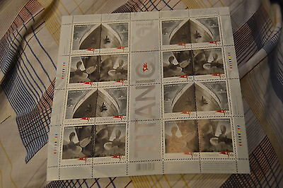 Canada Post RMS Titanic 1912-2012 commemorative collectable stamp set