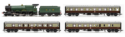 Hornby R3220 Tyseley Connection 4953 Pitchford Hall (3 Mk1S) Train Pack OO Gauge
