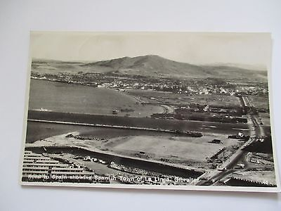 Road To Spain - La Linea - Posted Gibraltar 1953