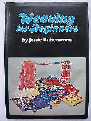 WEAVING FOR BEGINNERS – a simple manual