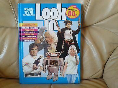 Look In best of the 80s book