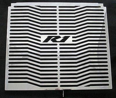 Yamaha Yzf R1 (98-01) Beowulf Radiator Guard, Protector, Grill, Cover Y016 L