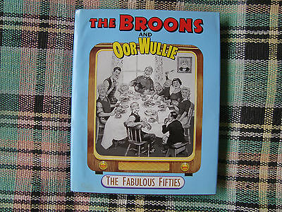 The Broons And Oor Wullie/the Fabulous Fifties   Hb.