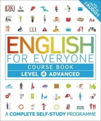 English for Everyone Course Book Level 4 Advanced A Complete Se... 9780241242322