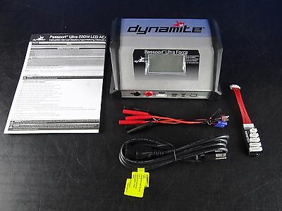Dynamite DYNC3010 Passport Ultra Force 220W Touch Battery Charger