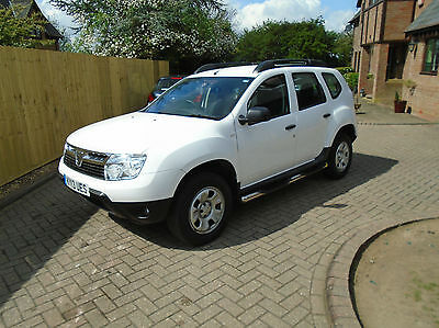 2013 Dacia Duster 1.5dCi 110 ( 107bhp ) Ambiance ( 16000 Miles )