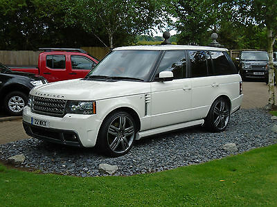 2010 Land Rover Range Rover 3.6TD V8 Auto Overfinch Vogue