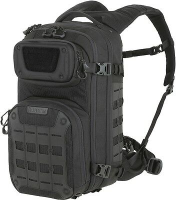 Maxpedition RFCBLK Riftcore Backpack Reinforced Straps Black