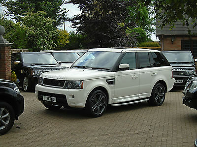 2010 Land Rover Range Rover Sport 3.6TD V8 Auto HSE ( 68000 Miles )