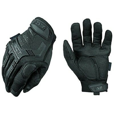 Mechanix Wear MPT-55-012 Men's Covert Black M-Pact Tactical Gloves - XXLarge