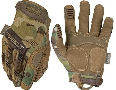 Mechanix Wear MPT-78-011 Men's Multi-Cam M-Pact Protection Gloves - Size 11 XL