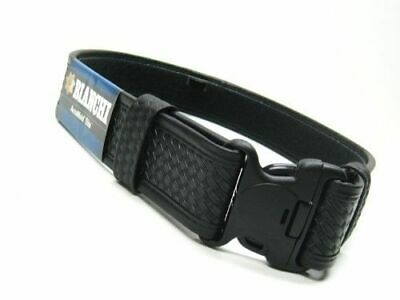 "Bianchi 22125 Black Basketweave Medium 34""-40"" AccuMold Elite 7950 Duty Belt"