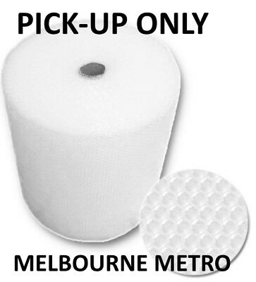(PICK-UP ONLY) NEW 500mm x 100M (meters) Bubble Wrap Roll 10mm Bubbles