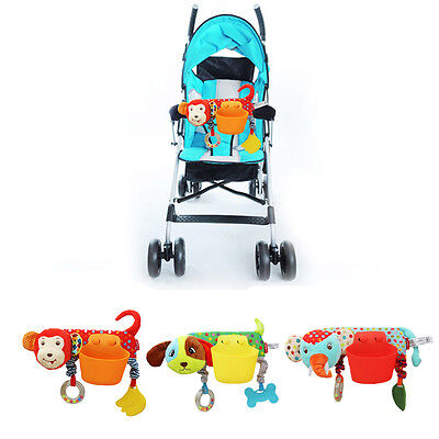 Cartoon Infant Baby Stroller Accessory Baby Carriage Baby Buggy With Ring-down