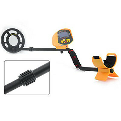Md-3010 Ii Metal Detector Lcd Display Deep Treasure Hunter Waterproof Coil