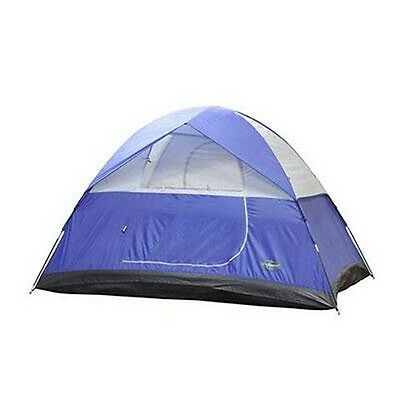 Stansport 733 Teton Dome 6 Person Tent 10' x 8' x 72""