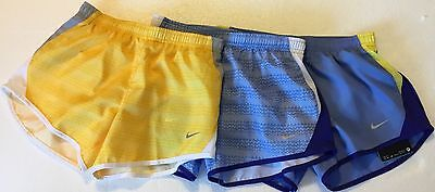 Nike Girl's Shorts (Lot Of 3) Multi-Color Small 7-8 years