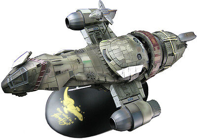 FIREFLY - Serenity 1:400 Scale Little Damn Heroes Maquette (QMx) #NEW