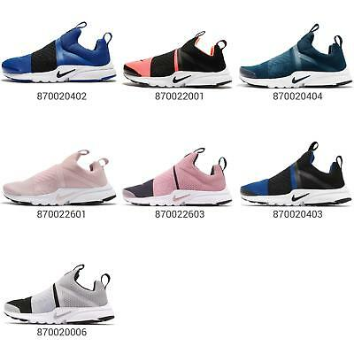 084cdde41b8db NIKE PRESTO EXTREME GS Kids Boys Girls Women Running Sneakers Slip-On Pick 1