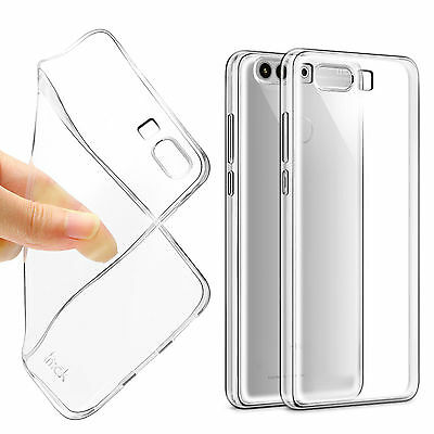 Shockproof Silicone Protective Clear Case Cover For Huawei P10 Plus P10 Lite