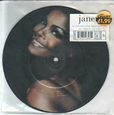 Whoops Now / What'll I Do 7 : Janet Jackson