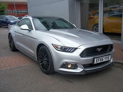 2017 Ford MUSTANG 5.0 V8 GT 2dr Petrol Manual