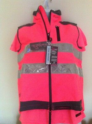 Lightweight high-vis Gillet