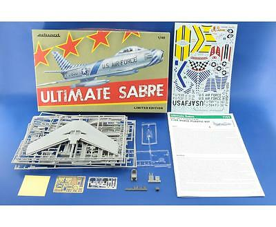 EDUARD 1163 US Air Force Ultimate Sabre in 1:48 LIMITED!