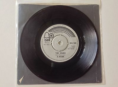 "Al Wilson The Snake 45 Rpm 7"" Single Northern Soul"
