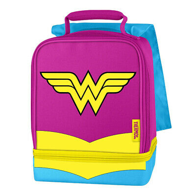 Thermos Dual Compartment Lunch Kit (Wonder Woman)