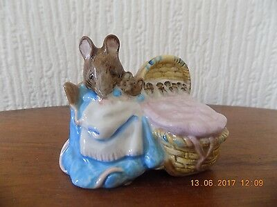 "BESWICK BEATRIX POTTER ""HUNCA MUNCA"" BP3b MARK"