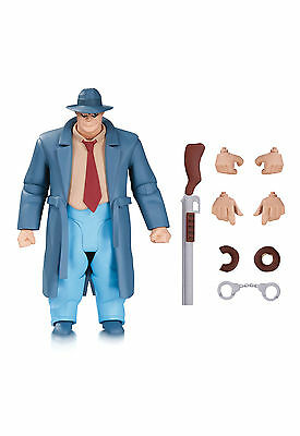DC Comics - Batman Animated Series - Harvey Bullock Action Figure