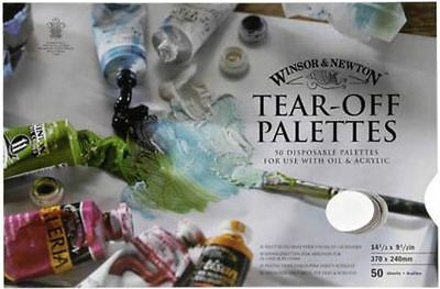 Winsor & Newton - Tear-off Palette - 14.5 x 19.5 inches