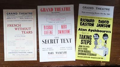 collection of Blackpool Flyers Lot of 7 star names Lot S6