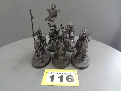 Warhammer Age of Sigmar Vampire Counts Black Knights 116
