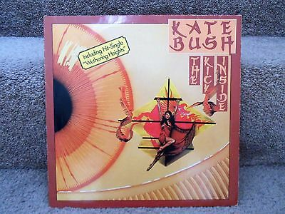 Original Vinyl Album Lp Record Kate Bush The Kick Inside German Import