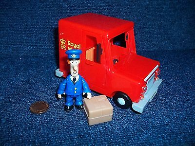 Postman Pat SDS Delivery Truck & Figure, Pat 1 Vehicle, 5', See Others & Combine