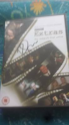 Ricky Gervais Hand Signed Dvd Extras The Complete First Series 1St ( Humanity )