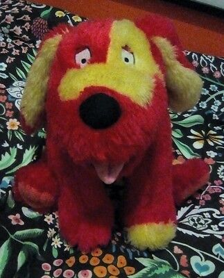 Tweenies DOODLE hasbro  PLUSH DOLL VGC about 15 long 1998