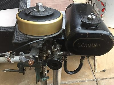 British Seagull 40 Plus Serviced Ready To Use