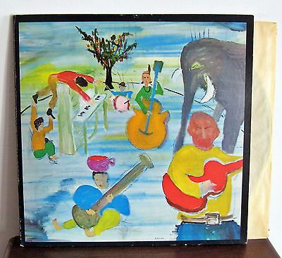 The Band / Music From Big Pink - Vinile LP apribile Capitol SKAO 2955