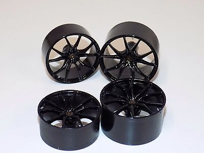 1/18 MR Lamborghini set of 4 wheels    114