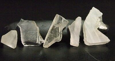 Pink-Kunzite,CRYSTAL,36.15ct,24x16x4mm,(5pc)SPO-A34-3,natural crystal rough