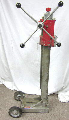 Milwaukee 4125 Diamond Coring Small Base Stand for Concrete Bore Drill Tool