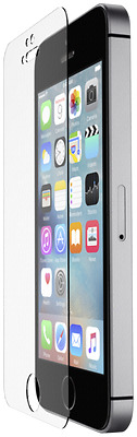 Belkin Tempered Glass Display Schutzpholie iPhone SE  F8W719vf NEU