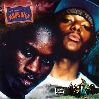 Mobb Deep - The Infamous Vinyl LP (2) Music On Vinyl NEU