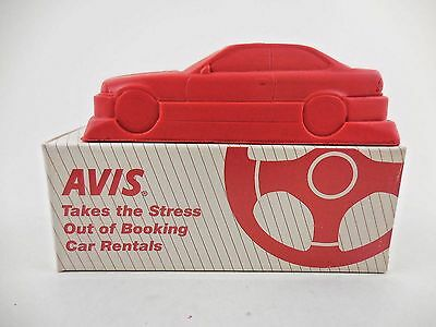 Avis BMW E36 M3 Coupe Red Stressball Squeezetoy ADHD New in Box