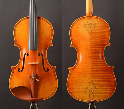 Maggini style! An Artistic M20 violin Good Projection,Loud Open tone !Special