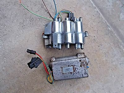 Cadillac BUICK GM 6 Way Power Bucket Seat Transmission MOTOR DRIVERS SIDE 76 79