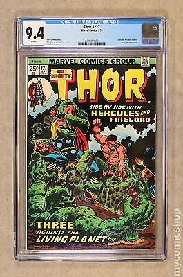 Thor (1962-1996 1st Series Journey Into Mystery) #227 CGC 9.4 0300792022